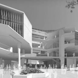A Education, Science & Research Project in Brisbane, Queensland by Hames Sharley