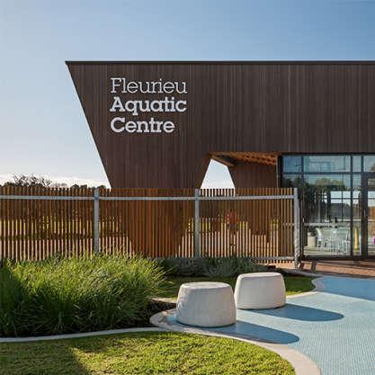 A Sport & Recreation Project - Fleurieu Regional Aquatic Centre, Victor Harbor, South Australia, by Hames Sharley