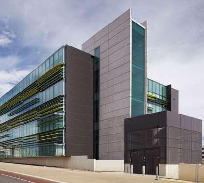 A Health Project - Fiona Stanley Hospital Pathology Building, Murdoch Western Australia, by Hames Sharley