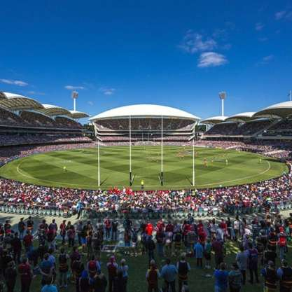 A Sport & Recreation Project - Adelaide Oval Redevelopment, Adelaide, South Australia, by Hames Sharley