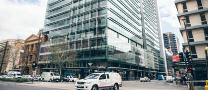 Hames Sharley News Article: Discussing Building Upgrade Finance in Adelaide