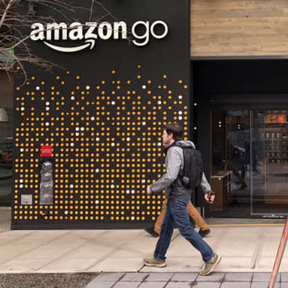 Knowledge article: 'Fad or Future? The Worth of Amazon Go' by Caillin Howard