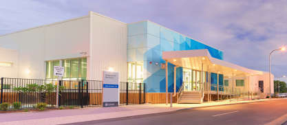 Hames Sharley News Article: Specialised Out Patients Department Completed in Queensland