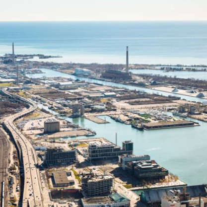 Knowledge article: 'Google to run the waterfront of Toronto' by Chris Maher