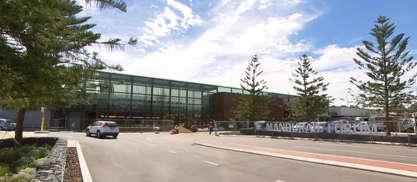 Hames Sharley News Article: Mandurah Forum Opens its Doors to the Public