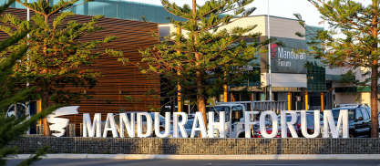 Hames Sharley News Article: Mandurah Forum Opens its Doors to the Public