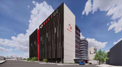 Hames Sharley News Article: Hames Sharley designs for NextDC released
