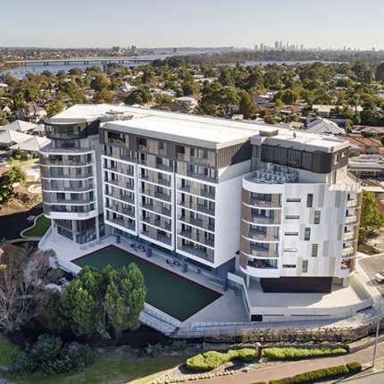 A Residential Project - Australis at Rossmoyne, Rossmoyne, Western Australia, by Hames Sharley