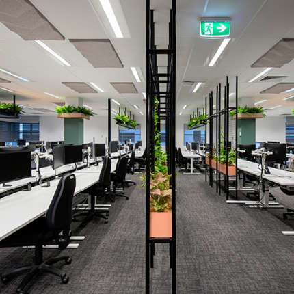 A Workplace Project - Aurecon Workplace Darwin, Darwin, Northern Territory, by Hames Sharley
