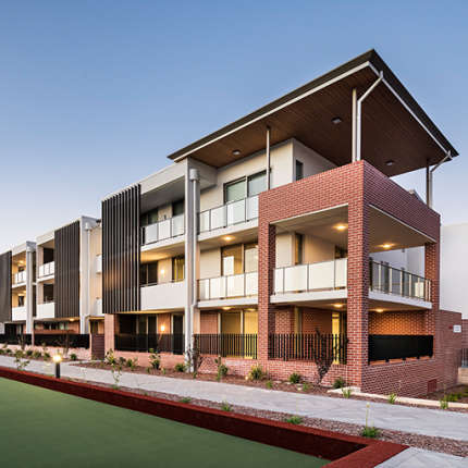 A Residential Project - Elimatta Retirement Village, Perth, Western Australia, by Hames Sharley