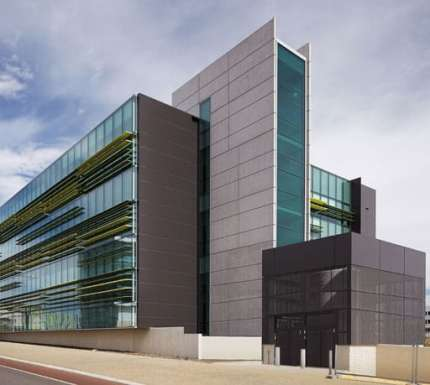 A Health Project - Fiona Stanley Hospital Pathology Building, Murdoch, Western Australia, by Hames Sharley