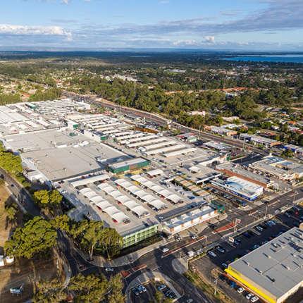 A Retail & Town Centres Project - Mandurah Forum, Mandurah, Western Australia, by Hames Sharley