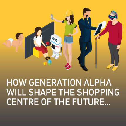 Knowledge article: 'How Generation Alpha will shape the shopping centre of the future' by By Harold Perks, Senior Associate