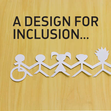 Knowledge article: 'A design for inclusion'