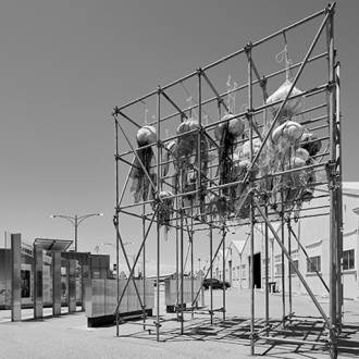 Thumbnail for the article 'Building for the Biennale'