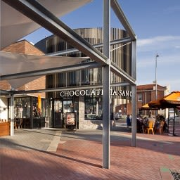 A Retail & Town Centres Project in Midland Gate, Western Australia by Hames Sharley