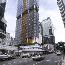 A Workplace Project in Brisbane by Hames Sharley