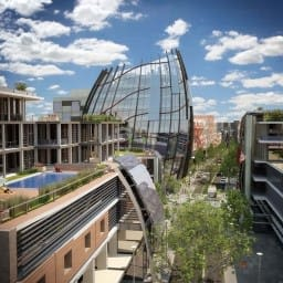 A Urban Development Project in Bentley, Western Australia by Hames Sharley