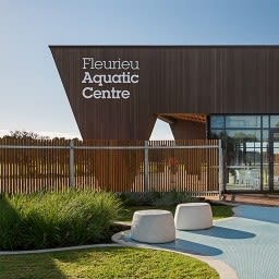 A Sport & Recreation Project in Victor Harbor, South Australia by Hames Sharley