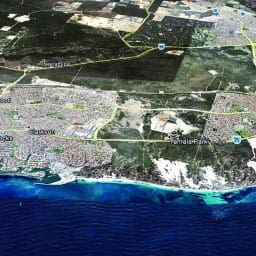 A Urban Development Project in The Coast from Burns Beach to Jindalee, Western Australia by Hames Sharley