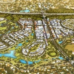 A Urban Development Project in Ripley Valley, Queensland by Hames Sharley