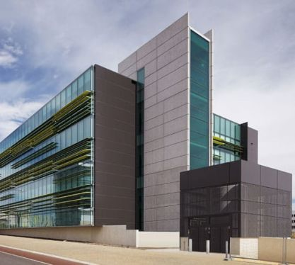 A Health Project - Fiona Stanley Hospital Pathology Building, Murdoch Western Australia, by Hames Sharley