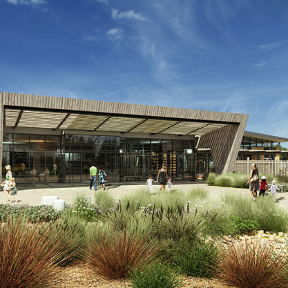 A Sport & Recreation Project - Fleurieu Regional Aquatic Centre, Victor Harbor, South Australia, by Hames Sharley