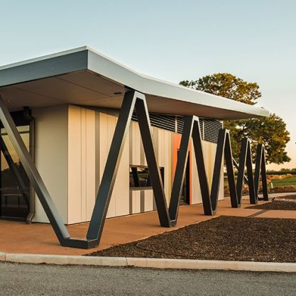 A Tertiary Education, Science & Research Project - Loxton Research Centre, Loxton, South Australia, by Hames Sharley