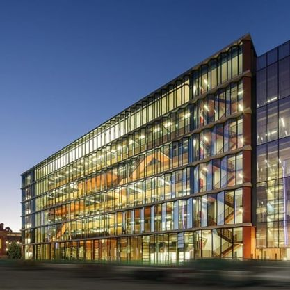 A Tertiary Education, Science & Research Project - The Braggs Building, Adelaide. South Australia, by Hames Sharley