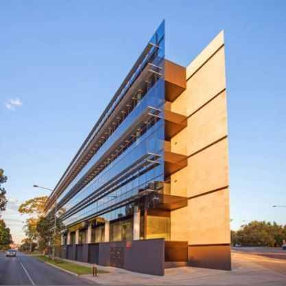A Office & Industrial Project - Westgate, Subiaco, Western Australia, by Hames Sharley