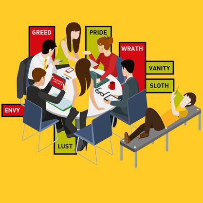 The Seven Deadly Sins of Stakeholder Engagement