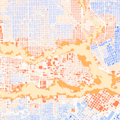 Urban growth creates a perfect storm for flooding
