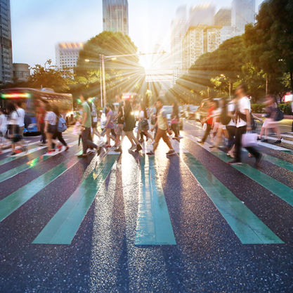 Knowledge article: 'Cities Taking Great Strides Towards Walkability' by Vanessa McDaid