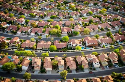 A love that won't die: Living in the suburbs