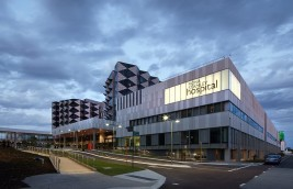 Feature image for the article 'A History of Health Care Architecture in Australia'