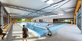 Feature image for the article 'How to keep the local swimming pool viable' by Michael Lambert