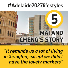 Feature image for the article 'City Central: Mai and Cheng's Story' by Andrew Russell