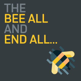 Feature image for the article 'The bee-all and end all'