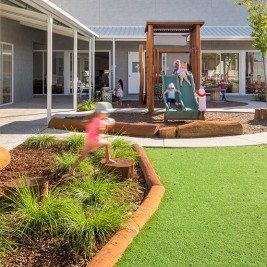 Feature image for the article 'Not just child's play - designing childcare centres' by Jerry Cherian