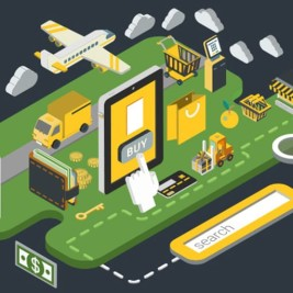 Feature image for the article 'Utilising data for successful retail design' by Michelle Cramer