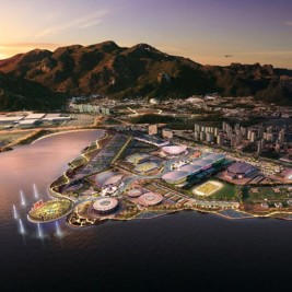 Feature image for the article 'I go to Rio - the story behind Henning Larsen's Danish pavilion' by Kate Fuller