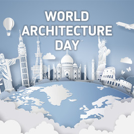 Feature image for the article 'A Celebration of Global Architecture'