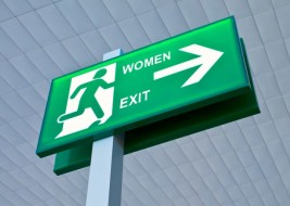 Feature image for the article 'Women exit architecture: Where do they go (and does it matter)?' by Bridie Walsh
