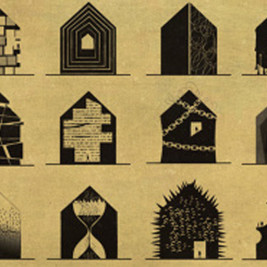 Feature image for the article 'Mental illnesses described through architecture' by Michael Cooper