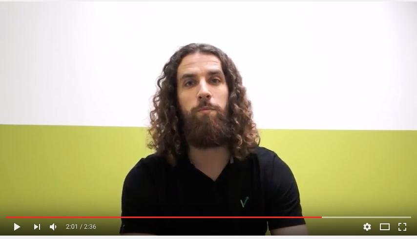 Pierre-Yves associé de Axomove est interviewé sur son parcours