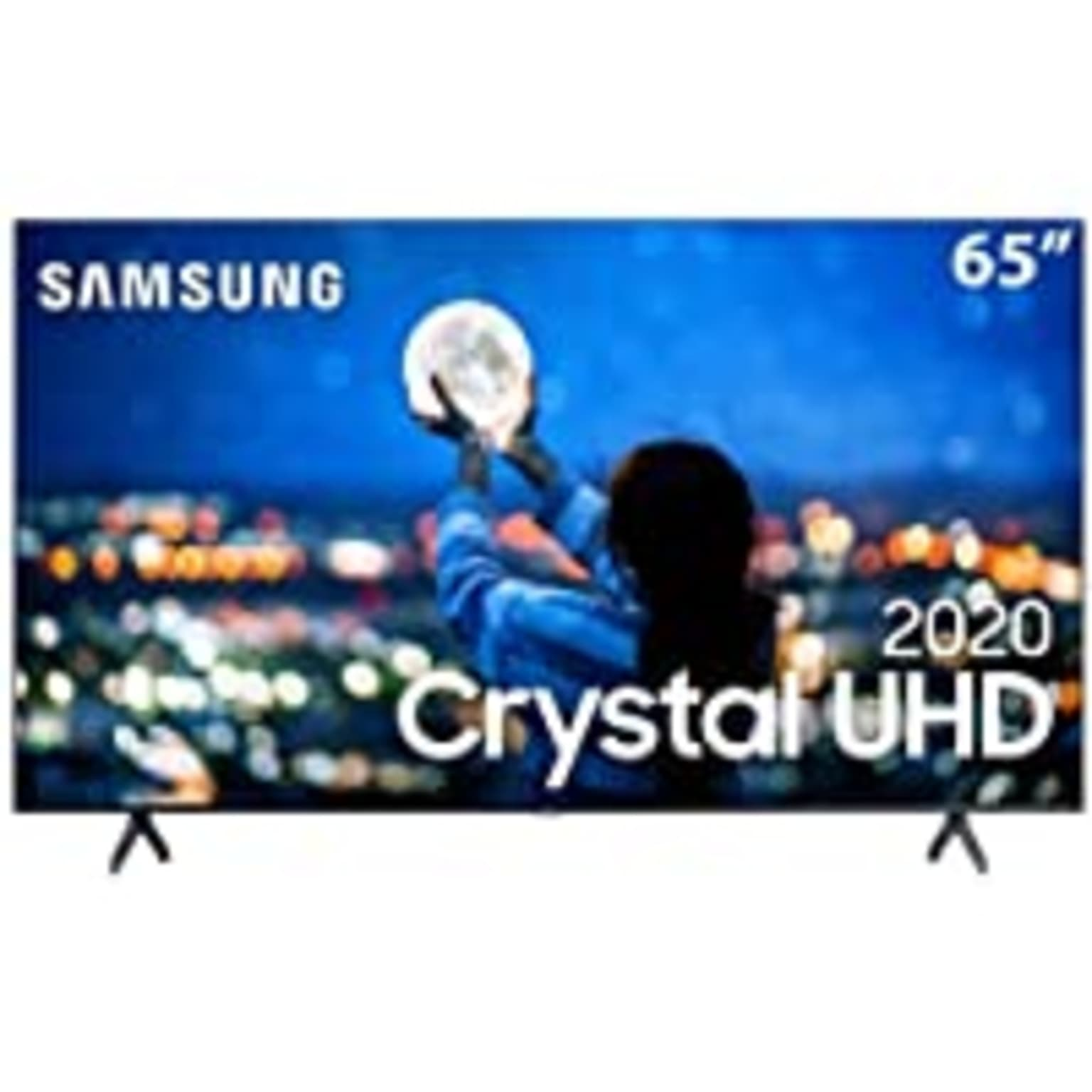 imagem de Smart Tv Samsung 65 Polegadas LED 4K WiFi USB HDMI