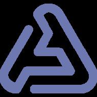 Secondary Azure First logo