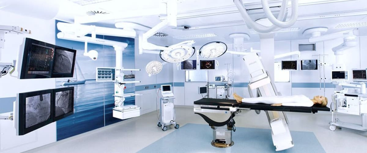 To ensure that modern cardiac surgical equipment does not remain an impossible dream,