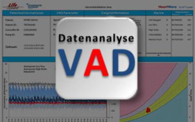 VAD Datenanalyse-Tool