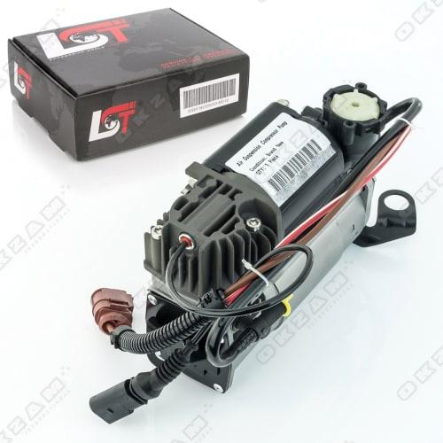 Luftfahrwerk Luftfederung Kompressor Pumpe Reparatursatz Set für BMW 7er F01